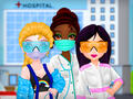 ألعب Princesses VS Epidemic لعبة