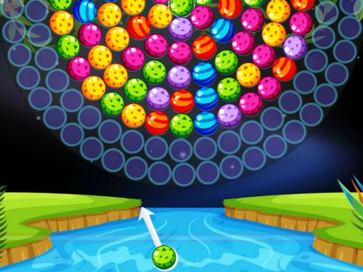 لعبة Bubble Shooter Wheel