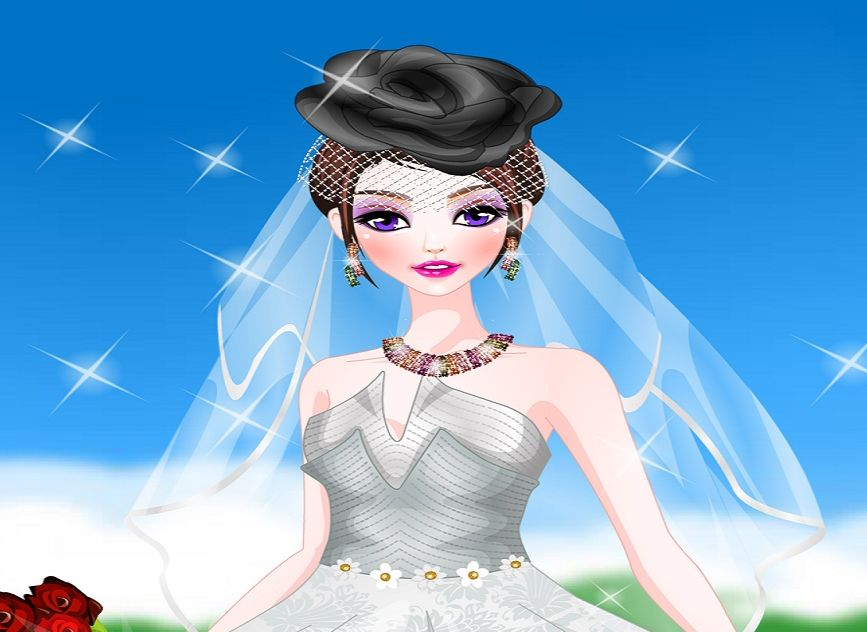 لعبة Happy Wedding Dressup