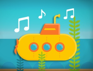 لعبة Music Submarine