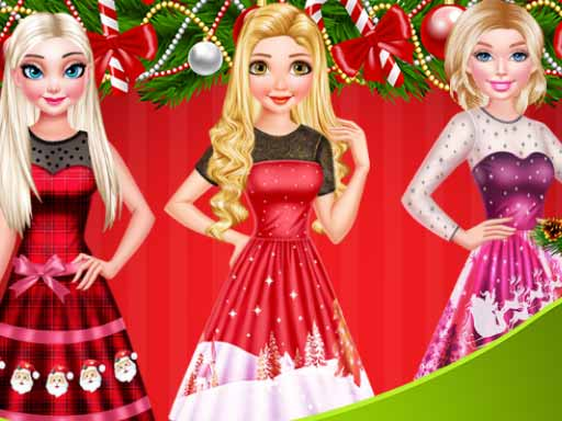 لعبة Princess Christmas Shopping