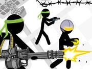 Stickman Army - The Defenders