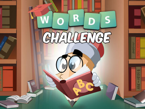 Words Challenge Game