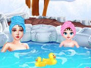 Baby Taylor Hot Spring Trip