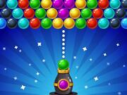 Red Bubble Shooter
