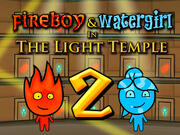 Fireboy and Watergirl 2 - The Light Temple