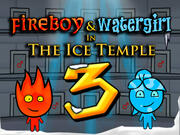 Fireboy and Watergirl 3 - The Ice Temple