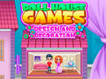 Играть Игра Doll House Games Design and Decoration
