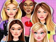 Celebrity School From Home Dress Up